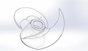 Propeller lijn
